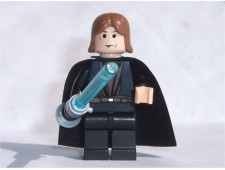 Anakin Skywalker with Light-up Lightsaber Complete Assembly - sw121