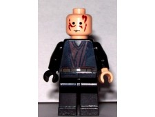 Anakin Skywalker with Black Right Hand (without Hair) - sw139