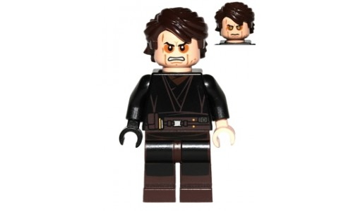 Anakin Skywalker Sith Face sw361