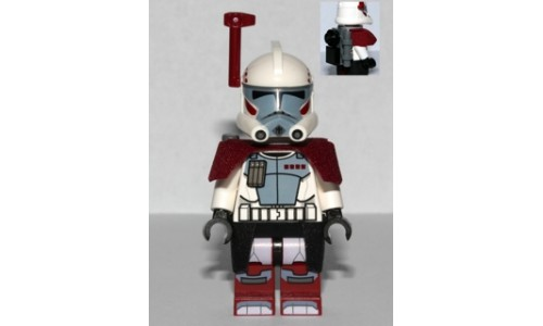 ARC Trooper with Backpack - Elite Clone Trooper sw377