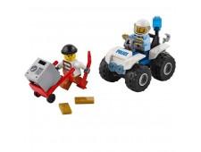 Конструктор LEGO City 60135 Полицейский квадроцикл - 60135