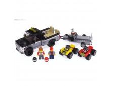 Конструктор LEGO City 60148 Гоночная команда - 60148
