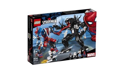 Конструктор LEGO Герои  Человек-паук против Венома