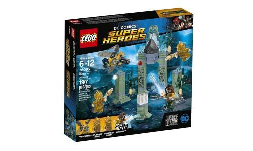 Битва за Атлантиду Super Heroes 76085