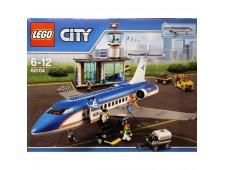 Конструктор LEGO City 60104 Пассажирский терминал аэропорта - 60104