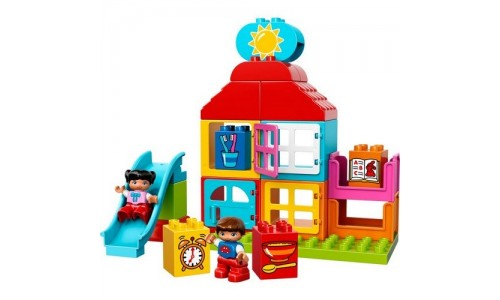 LEGO DUPLO 10616 «Мой первый игровой домик»