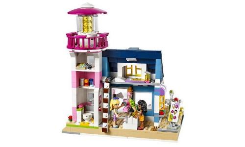 Lego Friends Маяк