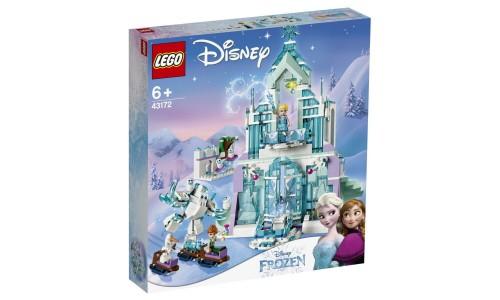 Конструктор LEGO Princess Disney Волшебный ледяной замок Эльзы