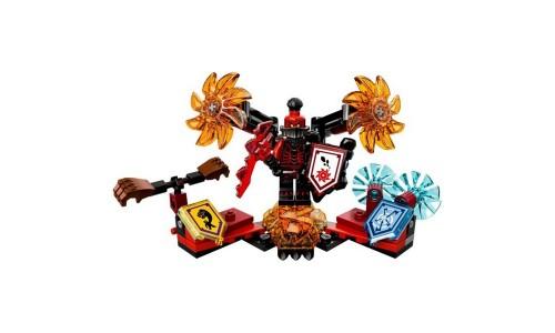 Конструктор LEGO Nexo Knights 70338 Генерал Магмар - Абсолютная сила