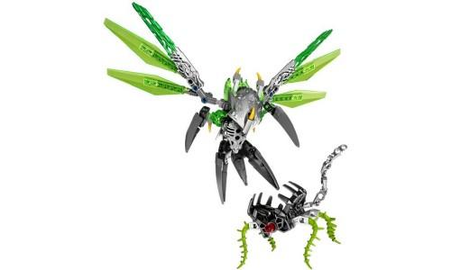 Конструктор Lego Уксар, Тотемное животное Джунглей