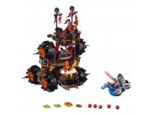 Конструктор Lego Nexo Knights Роковое наступление Генерала Магмара - 70321
