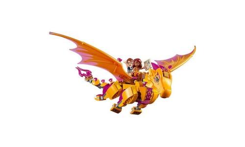 LEGO Elves 41175 Лавовая пещера дракона огня