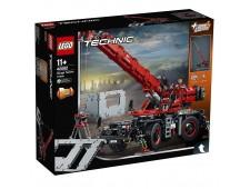 Конструктор LEGO Technic подъёмный кран для пересечённой местности - 42082