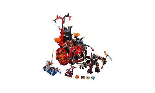 Конструктор Lego Джестро-мобиль