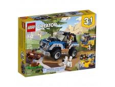 Конструктор LEGO Creator Приключения в глуши - 31075