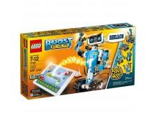 Конструктор LEGO BOOST Набор для конструирования и программирования - 17101