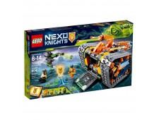 Конструктор LEGO Нексо Мобильный арсенал Акселя - 72006