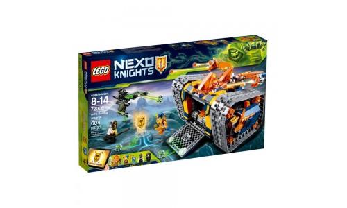 Конструктор LEGO Нексо Мобильный арсенал Акселя