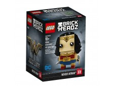 Конструктор LEGO БрикХедз Чудо-женщина - 41599
