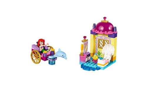 LEGO Juniors 10723 Карета русалочки Ариэль