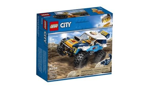 Конструктор LEGO City Транспорт: участник гонки в пустыне