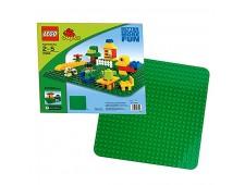 LEGO Duplo 2304 Большая строительная пластина - 2304