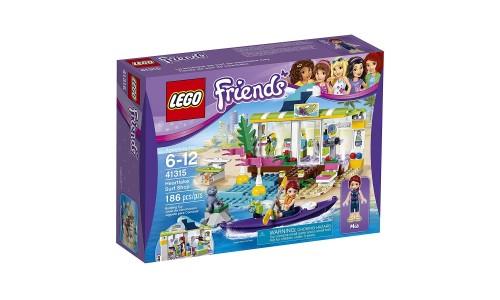 Сёрф-станция LEGO Friends 41315