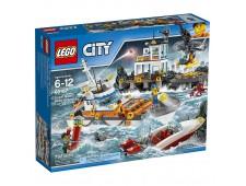Конструктор LEGO City Coast Guard 60167 Штаб береговой охраны - 60167
