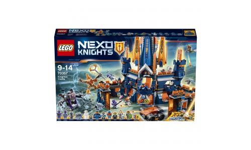 Констуктор LEGO NEXO KNIGHTS 70357 Королевский замок Найтон