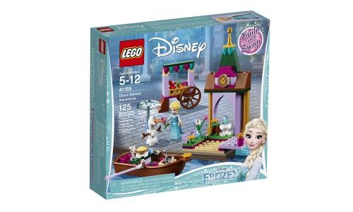 Конструктор LEGO  Disney Princess Приключения Эльзы на рынке