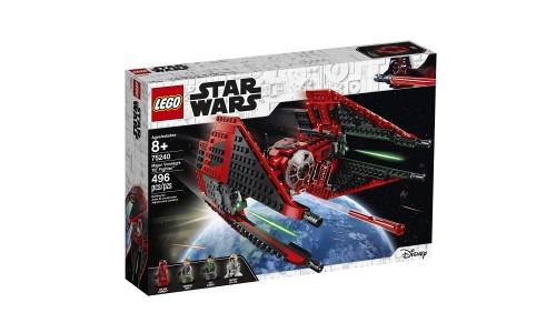 Конструктор LEGO Star Wars  Истребитель СИД Майора Вонрега