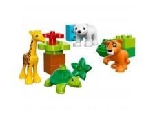 LEGO Duplo 10801 Вокруг света: малыши - 10801