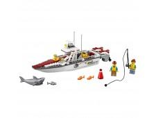Конструктор LEGO City 60147 Рыболовный катер - 60147