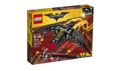 Конструктор LEGO Batman Movie 70916 Бэтмолёт
