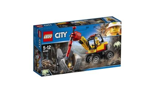Конструктор LEGO Город Трактор для горных работ