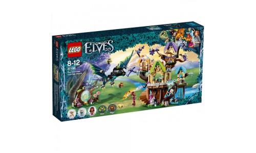 Конструктор LEGO Elves Нападение летучих мышей на Дерево эльфийских звёзд