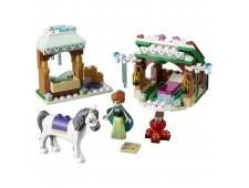 Конструктор LEGO Disney Princess 41147 Зимние приключения Анны - 41147