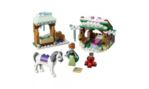 Конструктор LEGO Disney Princess 41147 Зимние приключения Анны