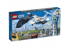 Конструктор LEGO City Воздушная полиция: Авиабаза - 60210