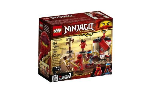 Конструктор LEGO Ninjago «Обучение в монастыре»