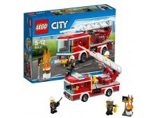LEGO City 60107 Пожарный автомобиль с лестницей - 60107