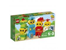 Конструктор LEGO Дупло Мои первые эмоции - 10861