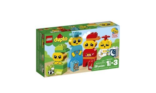 Конструктор LEGO Дупло Мои первые эмоции