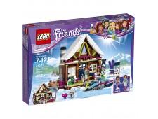 Конструктор LEGO Friends 41323 Горнолыжный курорт: шале - 41323