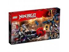 Конструктор LEGO Ниндзяго Киллоу против Самурая Икс - 70642
