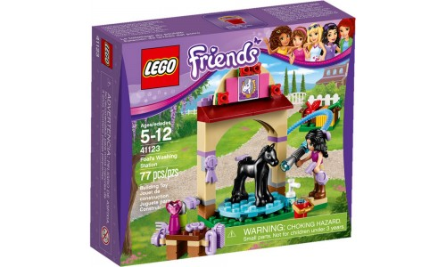 Конструктор LEGO Friends 41123 Салон для жеребят