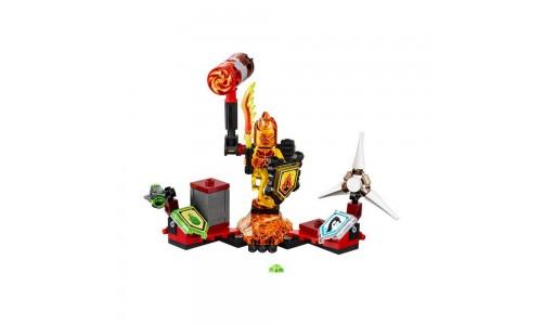 Конструктор LEGO Nexo Knights 70339 Флама - Абсолютная сила