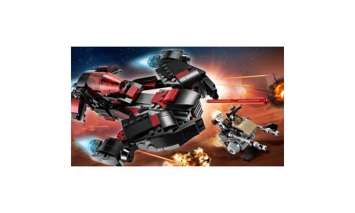 Конструктор LEGO Star Wars 75145 Истребитель Затмения