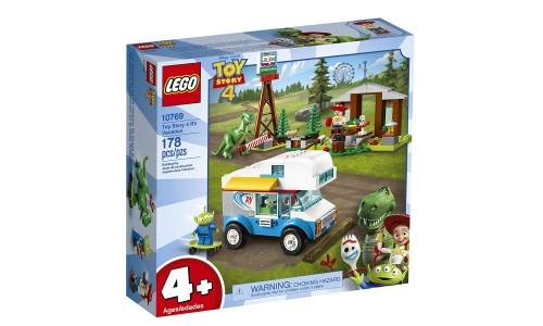 Конструктор LEGO Juniors История игрушек-4: Весёлый отпуск