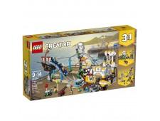 Конструктор LEGO Creator Аттракцион Пиратские горки - 31084